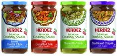 Save $1.00 on one HERDEZ cooking sauce!