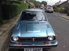Mk1 Honda Civic 1975 auto For Sale
