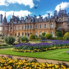 Tour England Visiting Castles, Stately Homes, and Abbeys in Every County