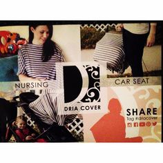 See how you can use your DRIA Cover!
