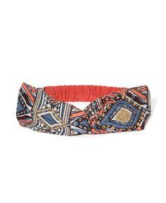 Namrata Joshipura Silk Embellished Twist Turban