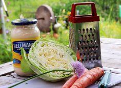 Dioriina: Nopea mutta maukas salaatti