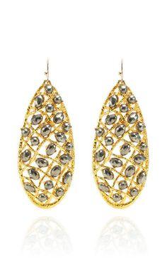 Alexis Bittar Elements   Siyabona Woven Earrings, $245