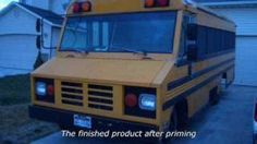 The Bus Project Part 1