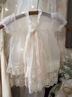ADORABLE Lace trimmed dress~❥
