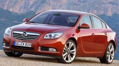 Opel Insignia Car