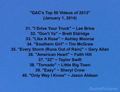 Gac S Top 50 Videos Of 2017 31 I Drive
