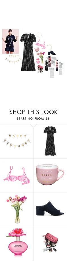 """Happy Birthday to you!"" by sarahstardom ❤ liked on Polyvore featuring Forever 21, Miu Miu, Victoria's Secret, NDI, 3.1 Phillip Lim, Marc Jacobs and Alison Lou"