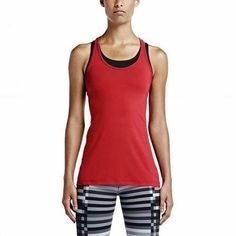 Prezzi e Sconti: #Nike get fit tank  ad Euro 27.00 in #Nike #Donna canotte e top