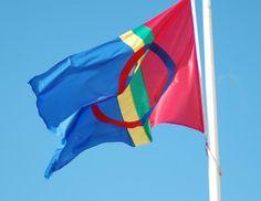 Flag of Sámi Kola Peninsula, Lapland Finland, Norway, Flag, People, Art, Kunst, Science, People Illustration