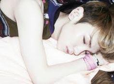 KEY Kim Kibum SHINee sleep <3