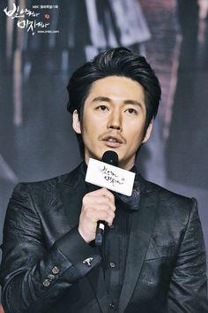 Shine or Go Crazy – Press conference videos, excerpts and more pics Asian Actors, Korean Actors, Hot Actors, Actors & Actresses, Jang Nara, Pale Face, Drama Fever, Jang Hyuk, Asian Hotties