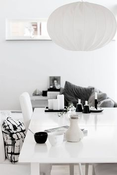 Apartment 34 | This is Very Pinteresting: {Monochromatic Mania}