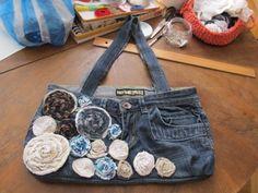 Aj takto sa dá recyklovať oblečko - časť tretia / _Petronelka » SAShE.sk - slovenský handmade dizajn