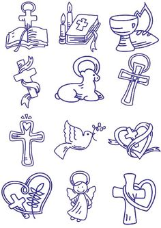 12various Embroidery Designs