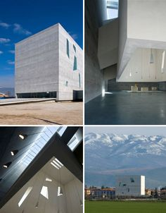 Modern Religion: 13 Contemporary Churches & Chapels | WebUrbanist Sacred Architecture, Religious Architecture, Church Architecture, Modern Architecture, Church Building, Building Ideas, Modern Church, Church Design, Place Of Worship