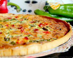 8 recetas de Quiches para todos los gustos (THX)