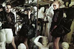Vogue Italia, Sept 2009