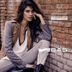 Gas Jeans Fall Winter 2014 Ad Campaign | Art8amby's Blog