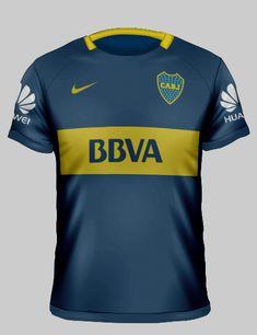 bb89e54bc ... Away Men s Soccer Jersey. See more. Boca Juniors - Camiseta Titular  2017-2018