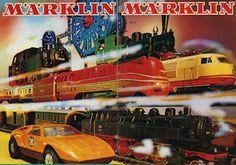 Märklin Catalogus 1971