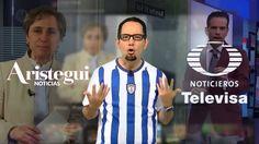"""Aristegui se adelantó a Televisa y su """"Nueva Imagen"""" con Reportaje de Pl..."""
