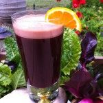 Cleansing juice for liver and immune booster: (Serves 3) 1 cucumber 1/2 bunch celery 2 medium-sized beets 5 carrots 1 bunch green kale 1 bunch parsley 2 apples (seeds removed) 1 lime, peeled 2 inches ginger