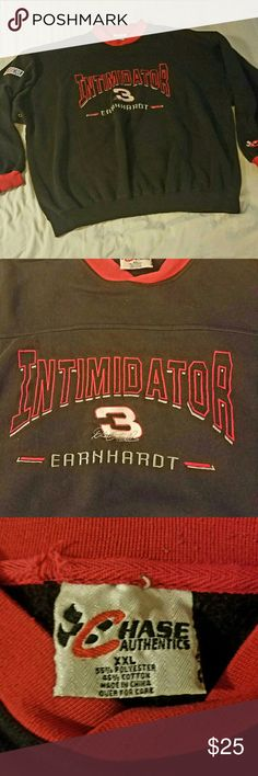 Dale Earnhardt Dale Earnhardt vintage sweat shirt I'm thinking mid 90s. It's in amazing shape there are no holes tears or stains chase authentics Shirts Sweatshirts & Hoodies