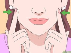 3 Ways to Relax Jaw Muscles Before Bed - wikiHow Jaw Clenching Remedies, Jaw Massage, Muscles In Your Body, How To Relax Muscles, Healthy Sleeping Positions, Sore Jaw, Jaw Exercises, How To Massage Yourself, Lymphatic Drainage Massage