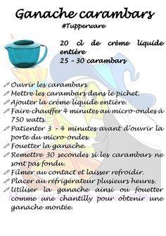Micro Onde, Attention, Meringue, Mousse, Creme, Film, Recipes, Tupperware Recipes, Sweet Recipes