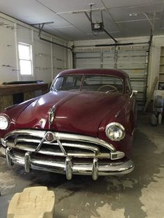 52 Hudson Wasp, excellent condition, everything new with 35,000 miles