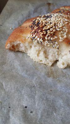 Nan-e Barbari, Perzsa Lepénykenyér Naan, Bagel, Bread, Pizza, Food, Brot, Essen, Baking, Meals