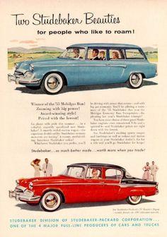 Directory Index: Studebaker Vintage Advertisements, Vintage Ads, Vintage Trends, Old American Cars, Car Posters, Car Advertising, Old Signs, Us Cars, Old Ads