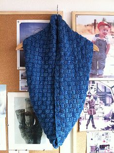 Double Basketweave cowl - Karen Templer