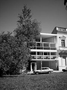 DR. Curutchet House / Le Corbusier / La Plata Argentina / 1949-55