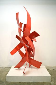 Worth the Wait | From a unique collection of abstract sculptures at https://www.1stdibs.com/art/sculptures/abstract-sculptures/