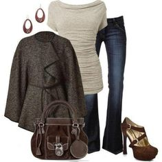 fall-and-winter-outfit-ideas-2017-79-1 50+ Cute Fall & Winter Outfit Ideas 2017