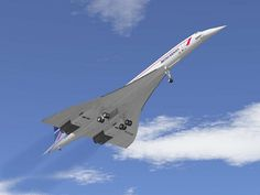 Concorde My dad built part of the tail on the 2nd one ever built that's now on display in Duxford England:-)
