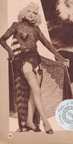 Della Carroll: seemed to have bad lucky with publicity.  Even though Adolf Hitler had a penchant for American dancers (pre WWII…before the world knew the Hitler of today), when Della danced in Germany, she managed to anger the German chancellor with her skimpy costume.  Usually Hitler showed gifts on dancers and they made the news, but not Della….he sent her off stage to change into a more 'appropriate' cost…