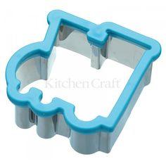 Let's Make Train Sandwich Cutter Lunchbox