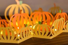 Fall Decorating Idea: Pumpkin Luminaria   Hey, Let's Make Stuff   Bloglovin'