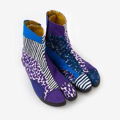 Marugo Split Toe Shoes Higashiyama Landscape : SOU • SOU US Online Store