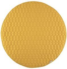 Nobodinoz Pure speelkleed farniente yellow 105 cm