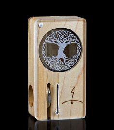 Magic Flight Celtic Tree of Life Laser Launch Box  #vape #vaporizer #dryherbVaporizer #eliquid #ecigarette #Pax2 #ModsTanks #VapeStoreWorldwide #ecig