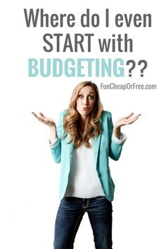 Where do I even start with budgeting?? | Q&A Tuesday - Fun Cheap or Free