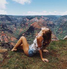 Feeling a little on edge in Kauai by alexisren