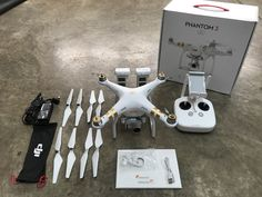 Item specifics     Condition:        Used: An item that has been used previously. The item may have some signs of cosmetic wear, but is fully    ... - #DroneGopro, #DroneParrot, #DronePhantom