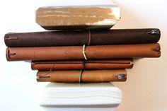 Midori TN, Pelle Large, Davis Leatherworks Cover & Midori Star TN by GourmetPens, via Flickr