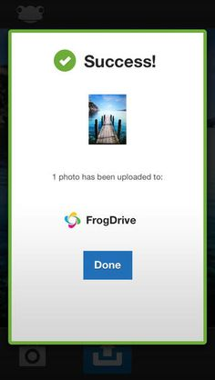 FrogSnap is now available on all iOS devices to allow you to capture your best moments and upload them into the FrogLearn platform. View uploaded content directly in your FrogDrive on your iPad or FrogLearn environment. FrogSnap is completely integrated with your FrogLearn platform - new photos added using the app even appear in your timeline!  Future compatibility included to work with the up and coming release of site timelines.
