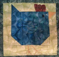 Sew Inspired: Chicken Quilt
